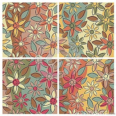 Floral Pattern_Earthy