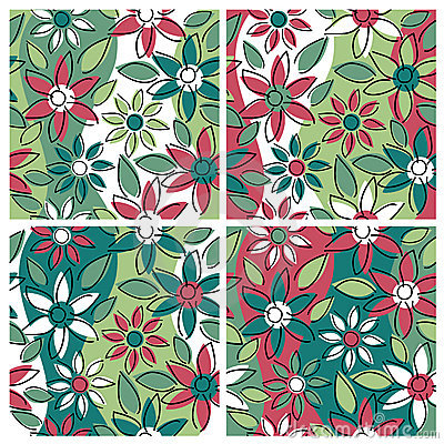 Floral Pattern_Holiday