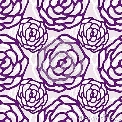purple rose wallpaper download
