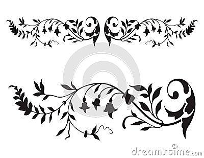 Floral Renaissance Vector