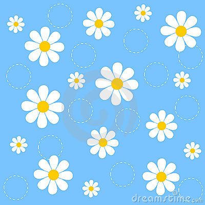 Free Floral Seamless Pattern Stock Images - 4992544