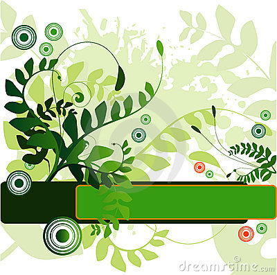Free Floral Vector Royalty Free Stock Photography - 2891607
