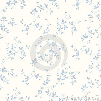 Free Floral Vintage Seamless Pattern Royalty Free Stock Photos - 16893868