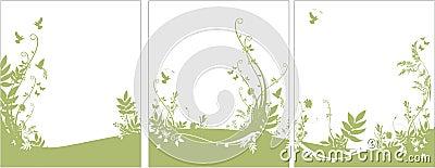 Flore et fond de faune