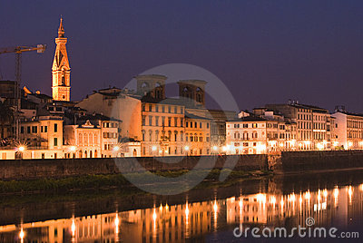 Florence and the Arno