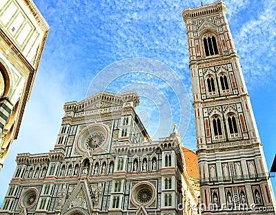 Florence art landmarks , Italy