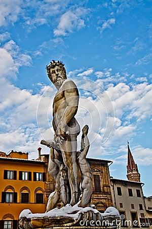 Florence, Biancone By Ammannati