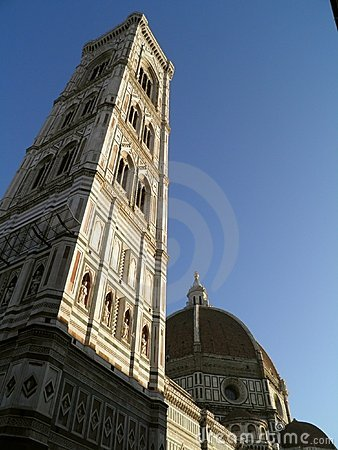 Florence, the cathedral