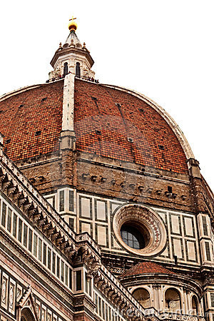 Florence cathedral dome.