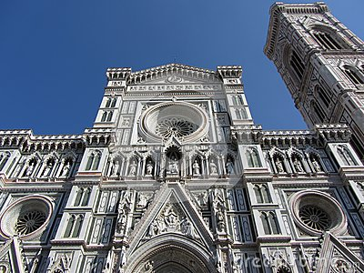 Florence Cathedral Front