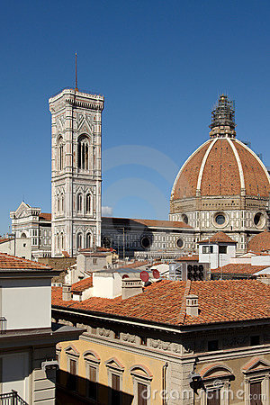 Free Florence Dome Stock Photography - 1244562