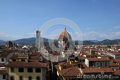 Florence Italy and the Duomo