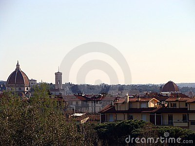 Florence landscape