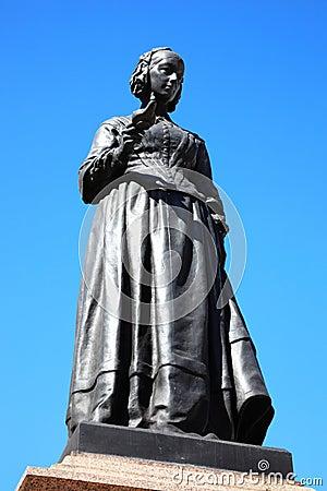 Free Florence Nightingale Royalty Free Stock Image - 39899326