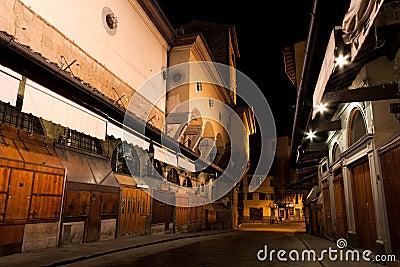 Florence Ponte Vecchio Jewelry Shops