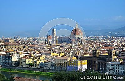 Florence Skyline - Italy
