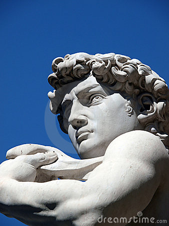Florence - The statue of David by Michelangelo