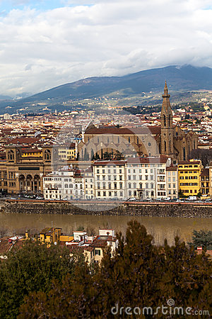 Florence View - Basilica Di Santa Croce