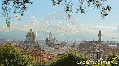 Florenz stock video
