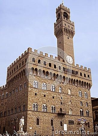 Florenz Palazzo