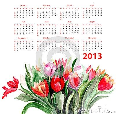 Flores dos Tulips