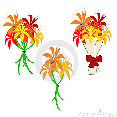 Flores e ramalhetes