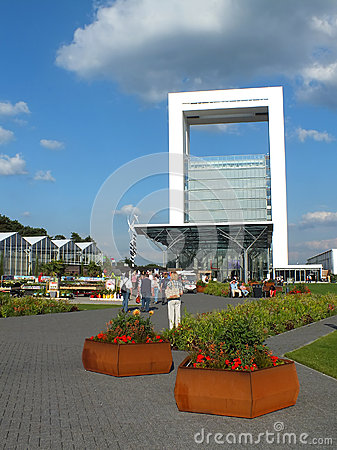 Floriade 2012 Editorial Stock Photo