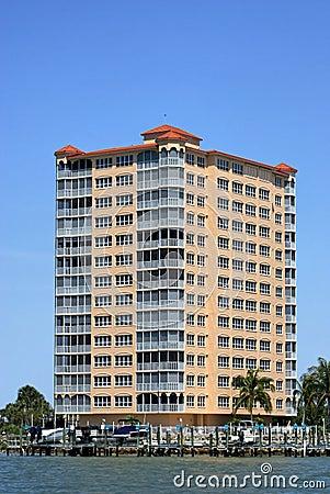 Florida coast high rise