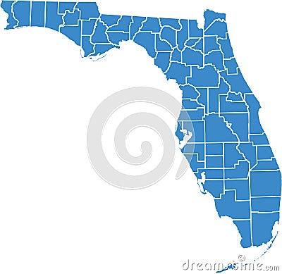 Florida dalle contee