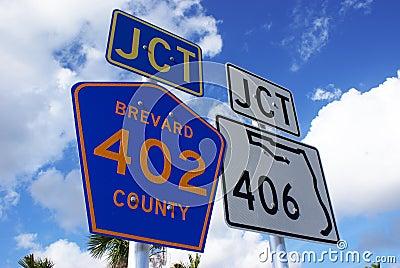 Florida road signs