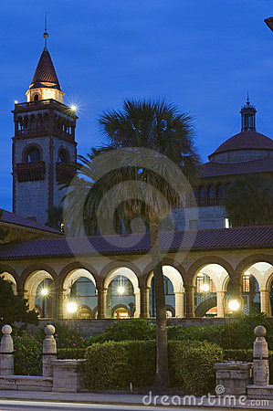Free Florida - St Augustine Royalty Free Stock Photo - 12340625