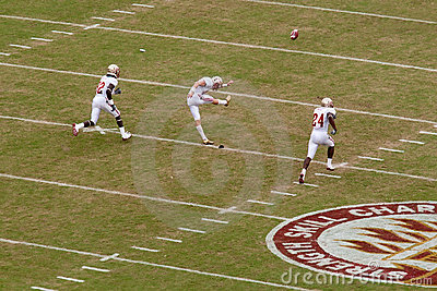 Florida State Football Editorial Stock Image