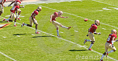 Florida State University Football Editorial Image