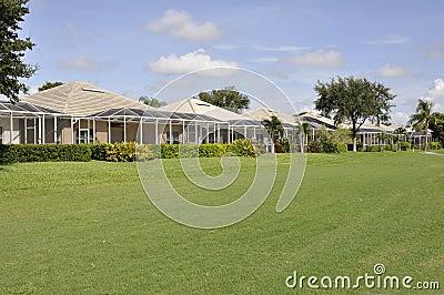 Florida tylni domy
