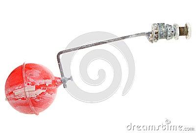 Floss betriebenes Wasser-Behälter-Ventil