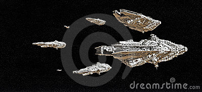 Flota de la batalla del espacio