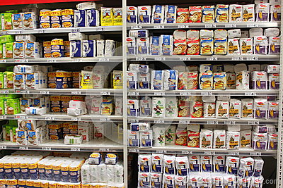 Flour Editorial Photo