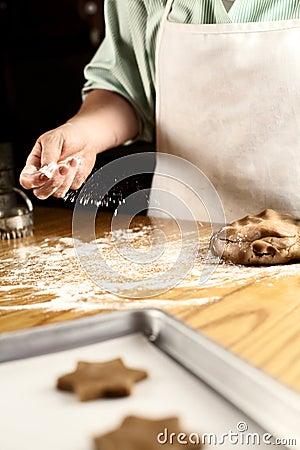 Flour Sprinkle