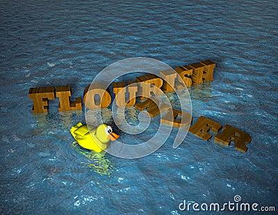 Flourish or Flounder