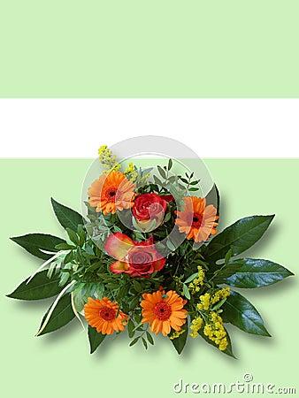 Flourish greeting