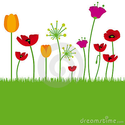 Free Flower 02 (vector) Stock Photography - 3584752