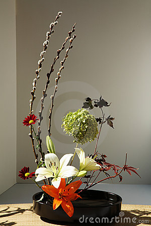 Free Flower Arrangement Stock Photography - 3227562