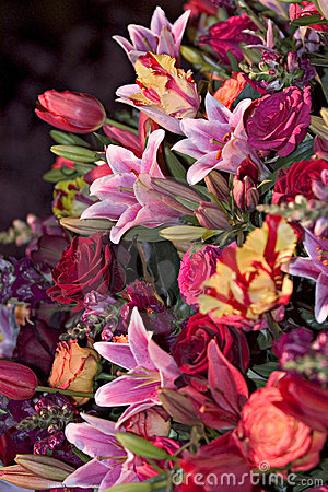 Free Flower Arrangement Stock Images - 84154