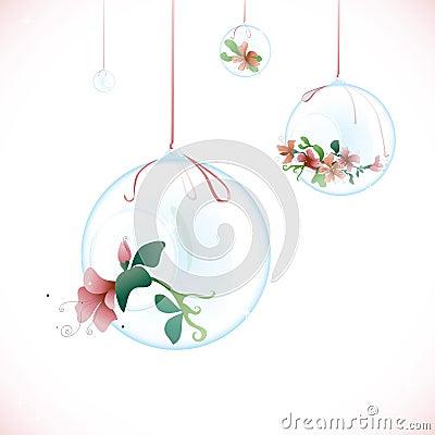 Flower arrangement for event design