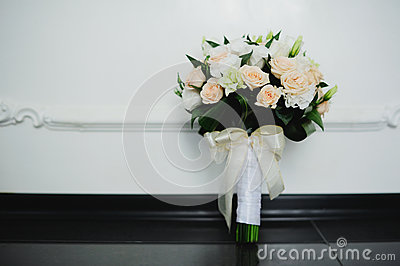 Flower Arrangement on a floor