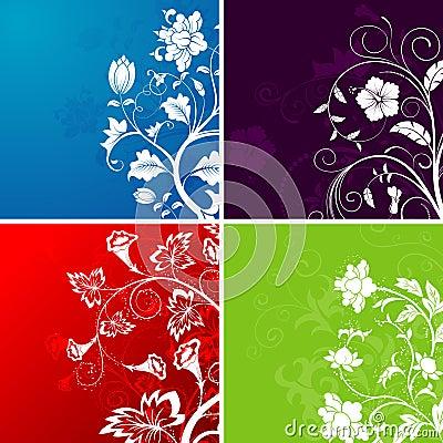 Free Flower Background Stock Image - 3743811