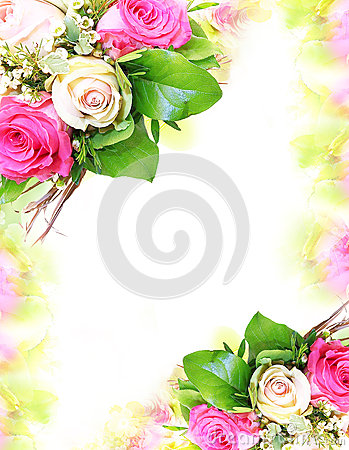 flower background with structure - photo #5