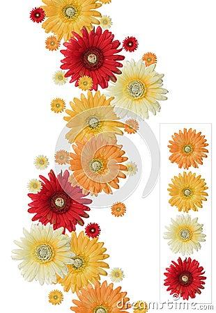 Free Flower Banner Stock Image - 2995801