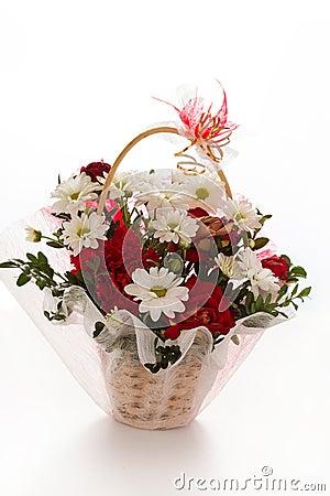 Valentine Flower Arrangements on Flower Bouquet Arrangement Royalty Free Stock Photography   Image
