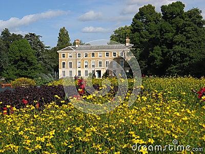 Flower-Carpet in Kew Gardens